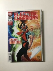 Electric Warriors #6 (2019) HPA