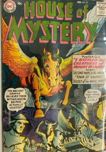 House of Mystery #59 4.0 VG (1957)