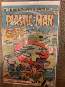 Plastic Man (1963) 16 Good/Very Good (3.0)