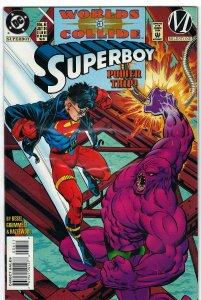 New Adventures of Superboy #6 (DC, 1994)