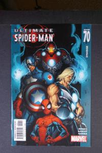 Ultimate Spider-Man #70 February 2005