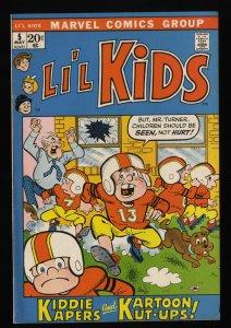 Li'l Kids #5 FN/VF 7.0
