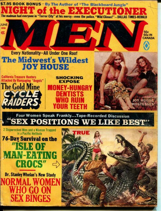 MEN-6/1971-Pussycat-Crocs-Spies-Sex-Adventure