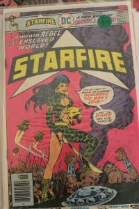 Starfire #1 (Seot 1976, DC) VG-