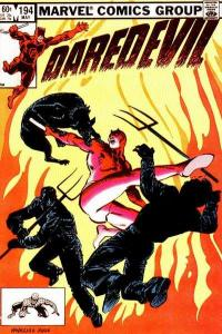 Daredevil (1964 series) #194, VF+ (Stock photo)