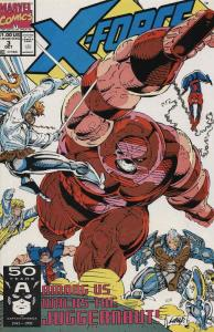 X-Force #3 VF; Marvel | save on shipping - details inside