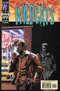 Wildcats (2nd Series) Annual #2000 VF/NM; WildStorm | save on shipping - details