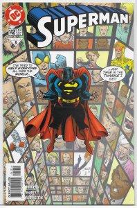 Superman   vol. 2   #142 VF