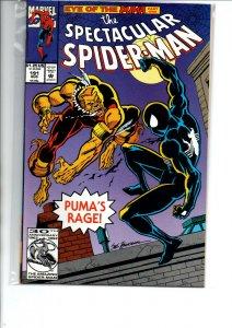 the Spectacular Spider-man #191 - Puma - NM