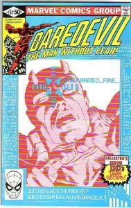 Daredevil #167 (Nov-80) NM- High-Grade Daredevil