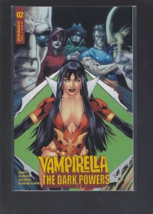 Vampirella Dark Powers #2 Cover C