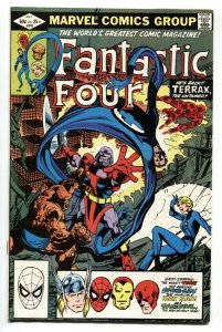 Fantastic Four #242 1982 Terrax issue Marvel VF/NM