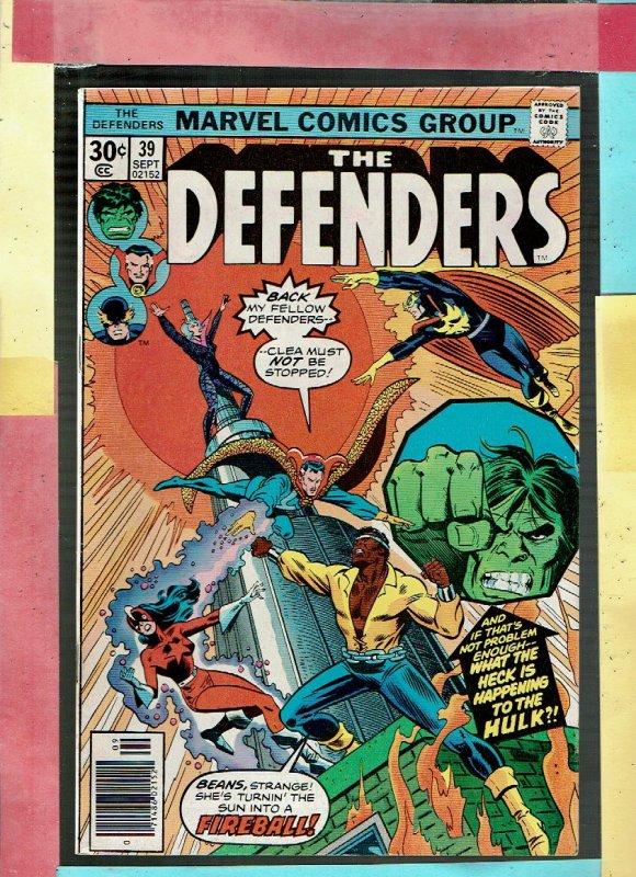 THE DEFENDERS 39