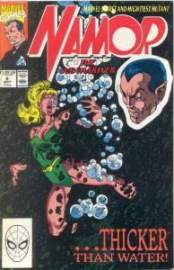 Namor: The Sub-Mariner #6, VF+ (Stock photo)