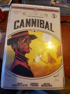 Cannibal #7 (2017)