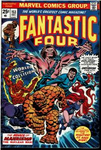 Fantastic Four #153, 6.0 or Better