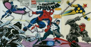 Amazing Spider-Man, The #358 VF/NM; Marvel | save on shipping - details inside