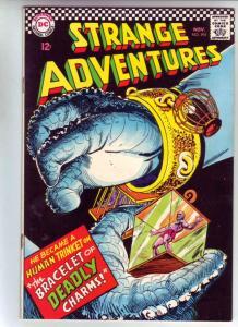 Strange Adventures #194 (Nov-66) VF/NM+ High-Grade