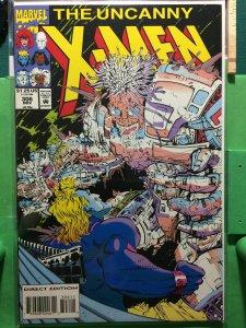 The Uncanny X-Men #306