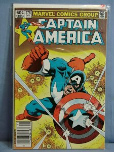 21 BRONZE AGE CAPTAIN AMERICA COMIC BOOKS MARVEL Nice Runs Issues from #275-299!