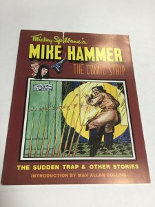Mike Hammer The Comic Strip The Sudden Trap And Others SC Softcover Oversized