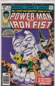 Power Man and Iron Fist #57 (1979)