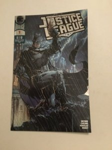 Justice League 1 Sdcc San Diego Comic-con Exclusive Nm Near Mint Dc