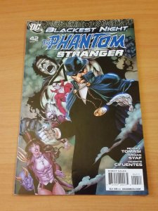 Phantom Stranger #42 ~ VERY FINE - NEAR MINT NM ~ 2010 DC COMICS