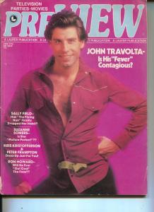PreVIEW-John Travolta-Ron Howard-John RitterWoody Allen-Apr-1978