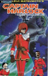 Captain Harlock #11 FN; Eternity | save on shipping - details inside