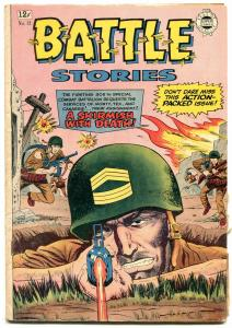 Battle Stories #12 1964- Golden Age Reprint war comic VG