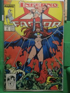 X-Factor #37 Inferno