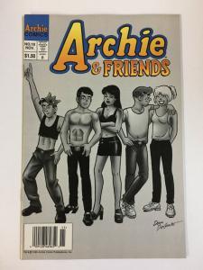 ARCHIE & FRIENDS (1992)16 VF-NM  Nov 1995 COMICS BOOK