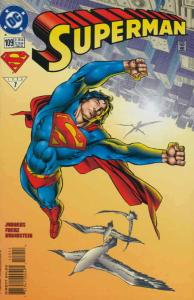 Superman (2nd Series) #109 FN; DC | save on shipping - details inside