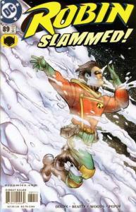 Robin (1993 series) #89, NM + (Stock photo)