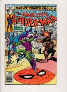 the Amazing Spider-Man #177 Marvel Comics 1977 ~ VG Low Grade (PJ40)