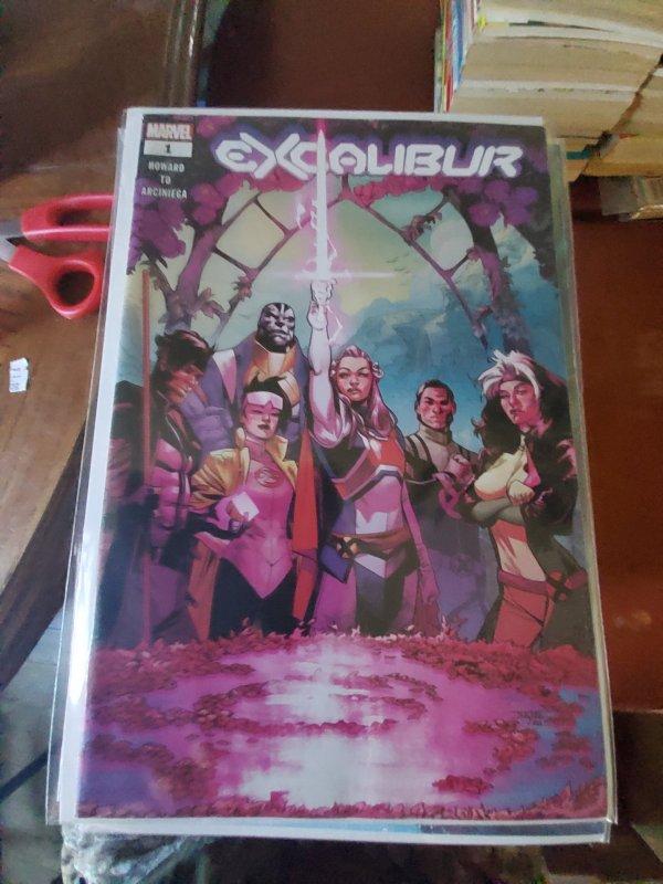 Excalibur (ES) #1 (2020)
