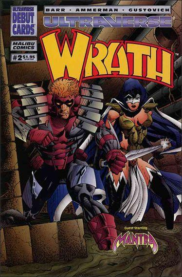 Malibu WRATH #2 VF