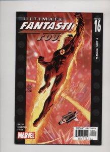 Ultimate Fantastic Four #14 (2005)
