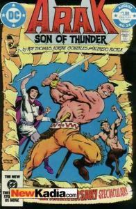 Arak/Son of Thunder #24, VF (Stock photo)