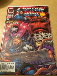 Captain America #6 Heroes Reborn