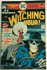 WITCHING HOUR#63 FN/VF 1976 DC BRONZE AGE COMICS