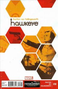 Hawkeye (4th Series) #18 VF; Marvel | save on shipping - details inside