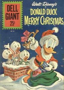 Dell Giants #53 VG; Dell | low grade comic - save on shipping - details inside