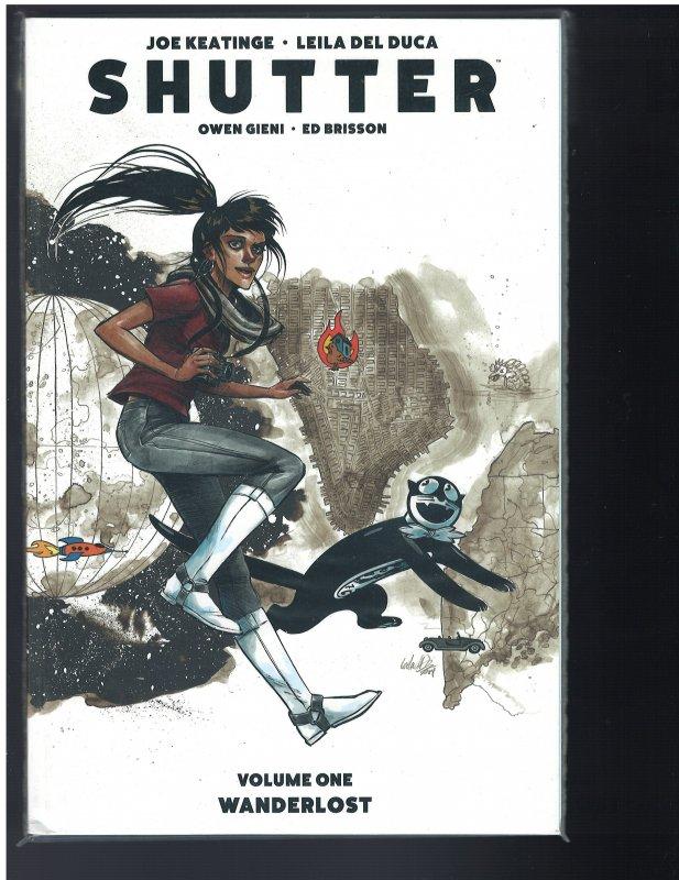 Shutter TPB (Image) Volume One
