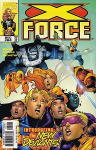 X-Force #84 FN; Marvel | save on shipping - details inside