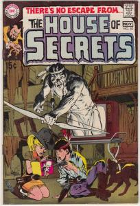 House of Secrets #82 (Nov-69) FN/VF+ High-Grade