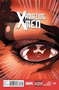 Amazing X-Men (2014 series) #18, NM + (Stock photo)