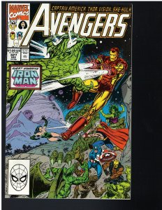 Avengers #327 (Marvel, 1990) NM