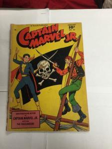 Captain Marvel Jr. 82 1.8 Cover Almost Detached